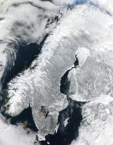 Cold Scandinavia