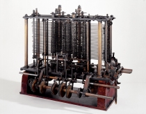 Analytical Engine - By Science Museum London / Science and Society Picture Library [CC-BY-SA-2.0 (http://creativecommons.org/licenses/by-sa/2.0)], via Wikimedia Commons