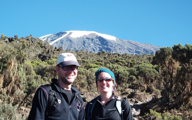 Kilimanjaro, Africa's highest mountain